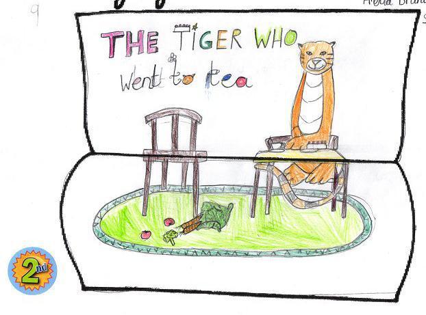 The Tiger Who Came to Tea, Amelia