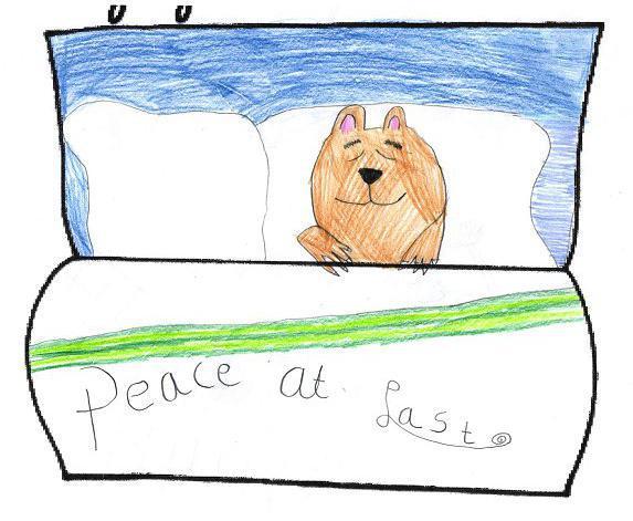 Peace at Last, Anjaya