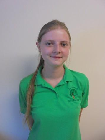 Leanne Boothe Nursery Practitioner (Level 3 Qual)