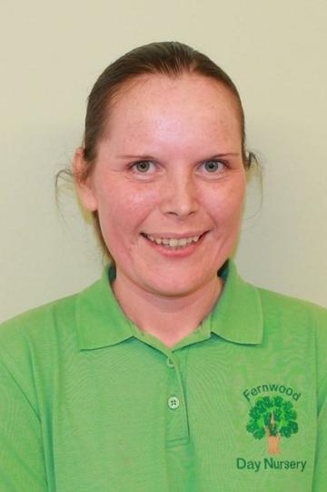 Christine McGrath Level 3 Room leader