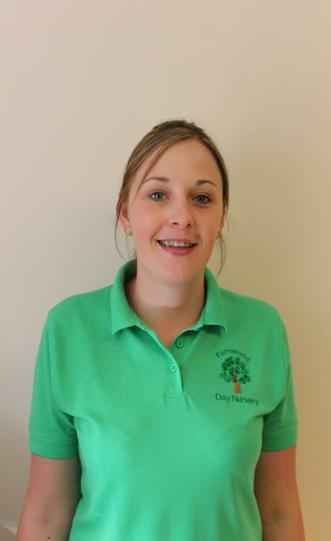Nicola Dawes Room leader (Level 3 Qual)