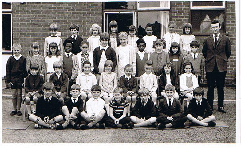 Teacher - Brian Davies