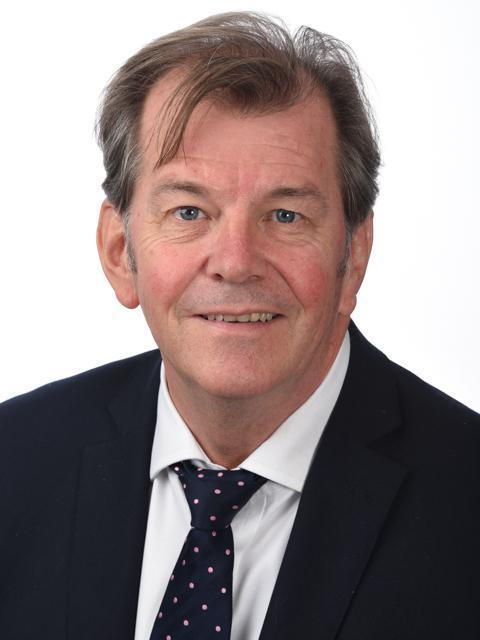 Mr Rae - Headteacher