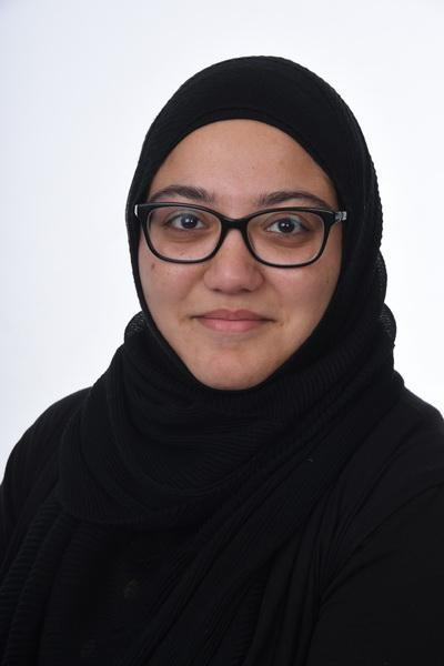 Miss Khan - Head of Year 6