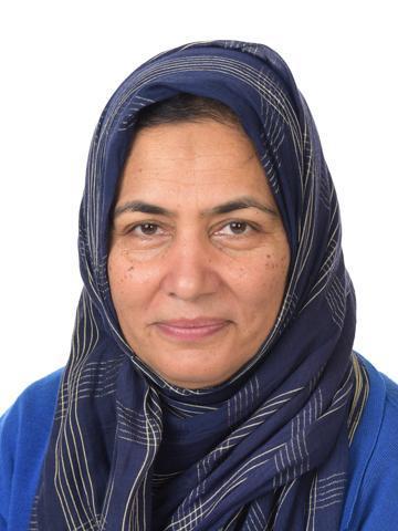 Mrs Qazi