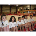 Our young gymnastics squad is ready to compete