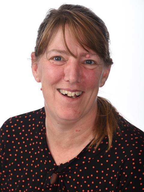 Ms McCreath - Head of Year 3