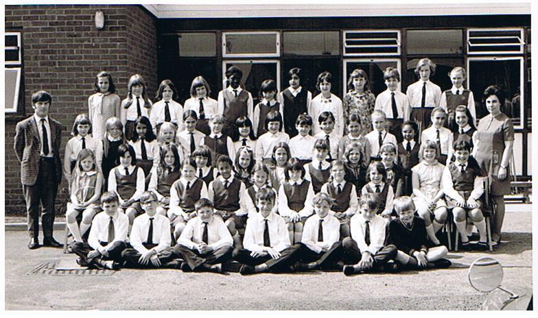Teachers - Tony Riley & Nesta Jones