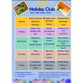 October holiday club activities