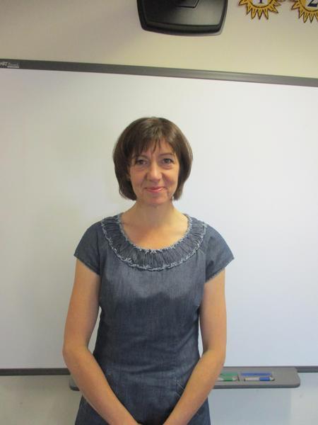 Mrs Peake - Einstein Class