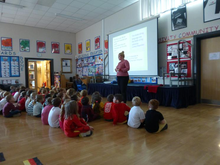 European Day of Languages Special Assembly