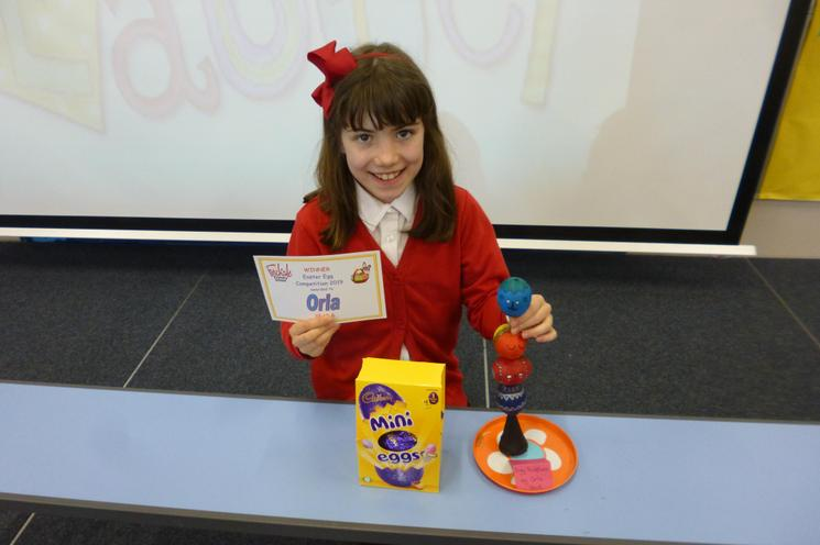 Year 6 Winner: Orla