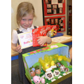 Bella, Reception Class Winner.