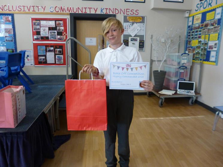 Fergus Y5, Highly Commended