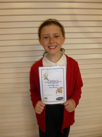 Well Done E, Y5!