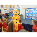 Pudsey was a great dancer.