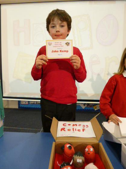 Year 3 Runner Up: Jake