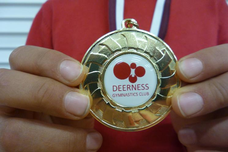 Well Done - Gold Medal