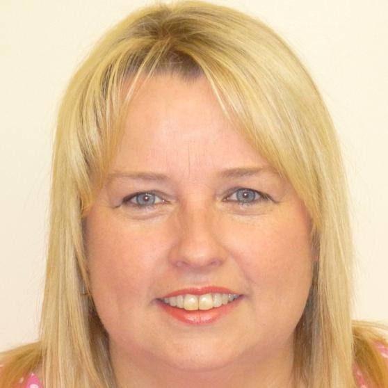 Cllr. Amanda Hopgood, Chair of Governors.