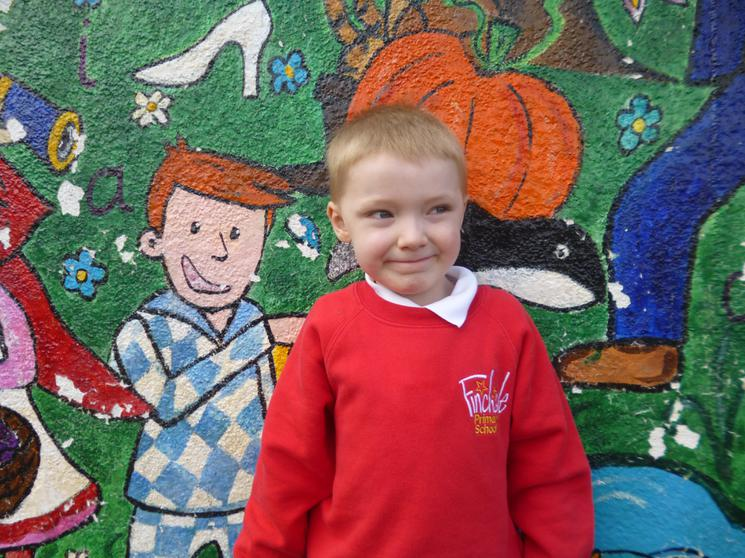 Lewis, Reception Class, Most Improved Runner