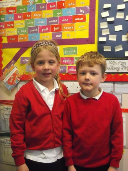 Elisha and Seth Y2