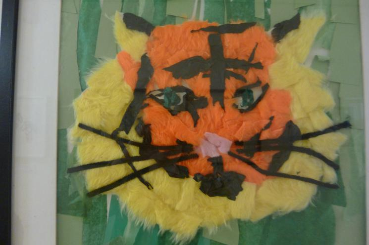 Habitats, a tiger from a hot climate by Year 2