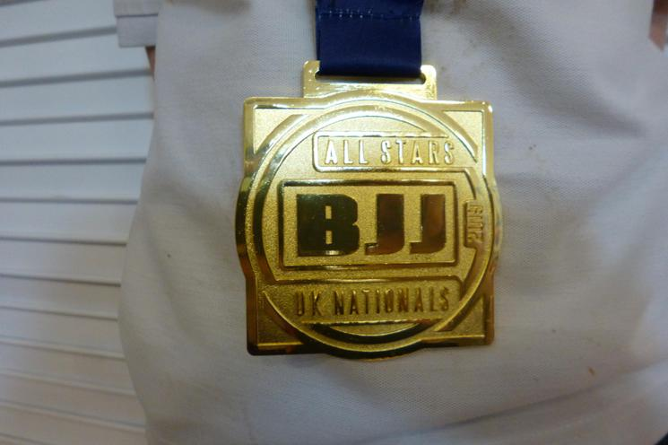 First in Category (weight/height/belt)
