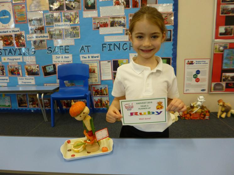 Year 3 Runner Up - Ruby