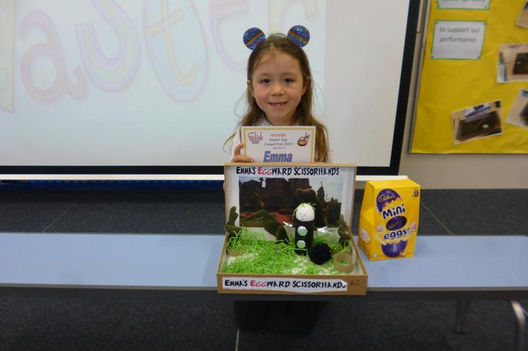 Year 2 Winner: Emma