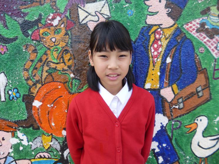 Hazuki, Year 5, Most Improved Runner