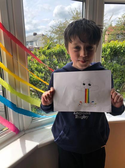 Max's artwork