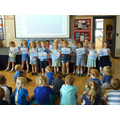 Reception Class Winners