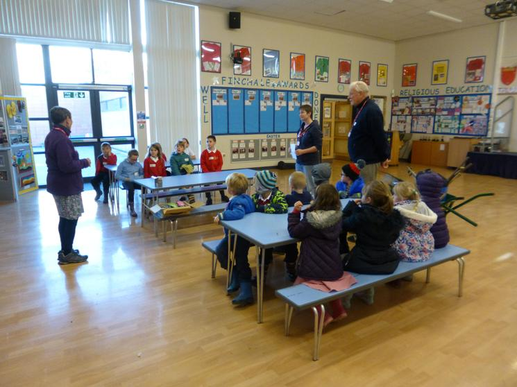 Gardening Club - A briefing about safety and tasks