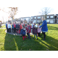 Year 2 at the Memorial Garden