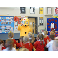 Getting Active - we danced with Pudsey!