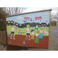 Sport & Activity mural