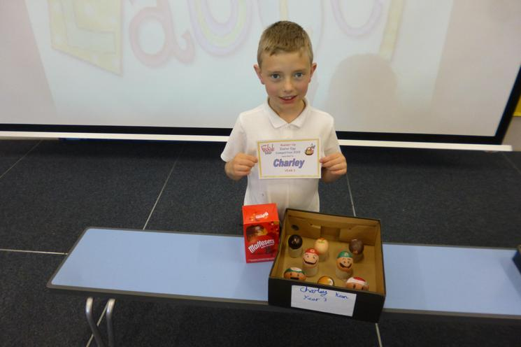Year 3 Runner-Up: Charley