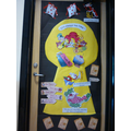 Mrs Whitton's Door - Alice in Wonderland