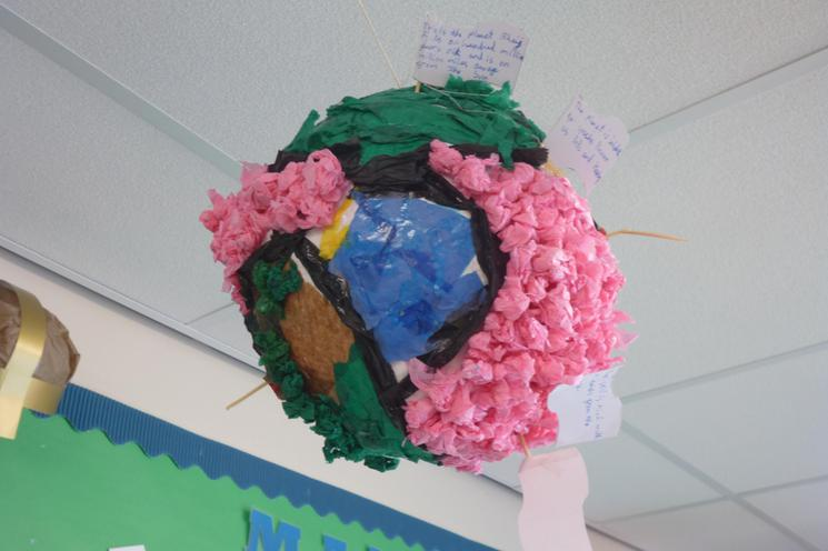 Planets by Year 5 (Design Technology)