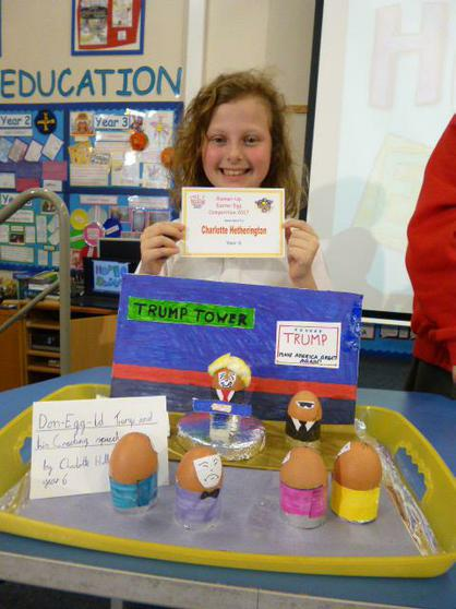 Year 6 Runner Up: Charlotte