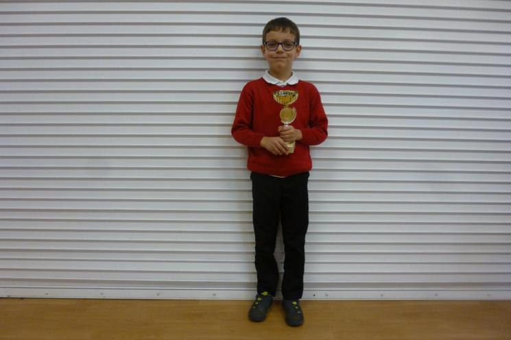 Well Done Sam, Man of the Match!