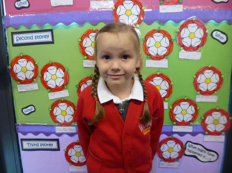 Molly - Reception Class