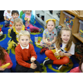 "Reception Class ""Spotty Snack Time"""