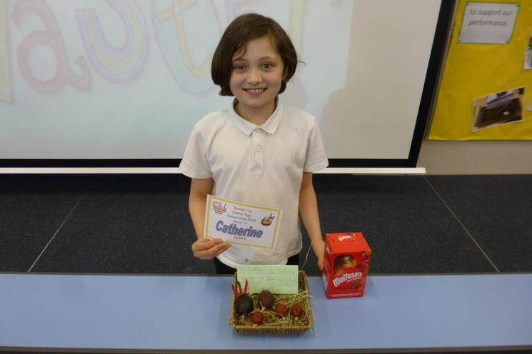 Year 5 Runner-Up: Catherine
