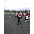 Year 5 trying Rock-it Ball