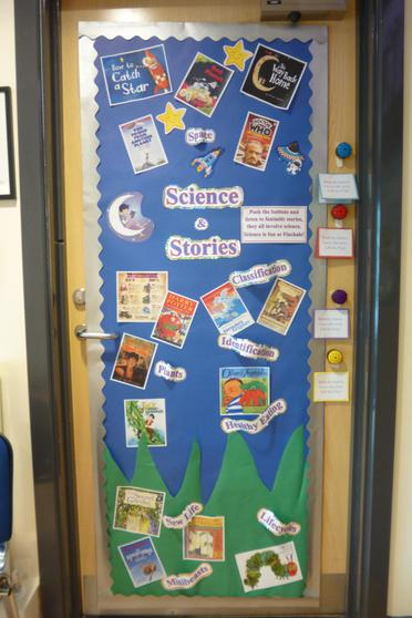 Dr Whitton's door , stories involving science.