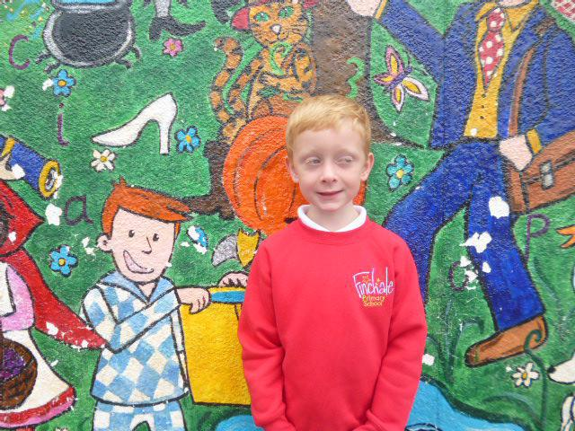 Tom, Year 1, Most Improved Runner