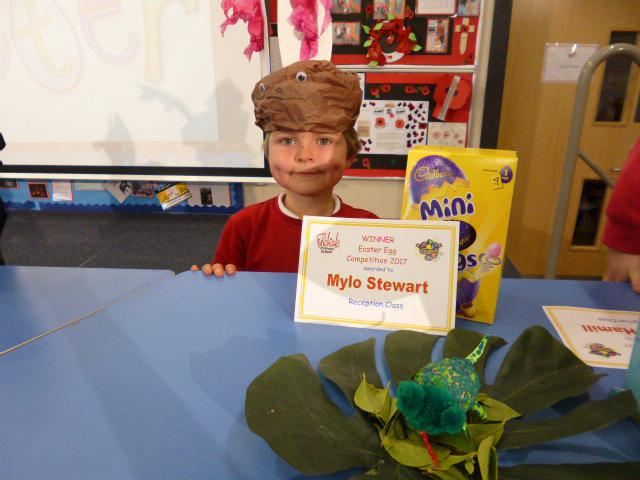 Reception Winner: Mylo