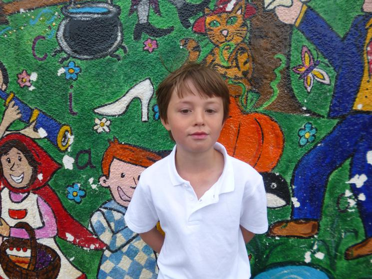 Rik, Year 4, Runner of the Month