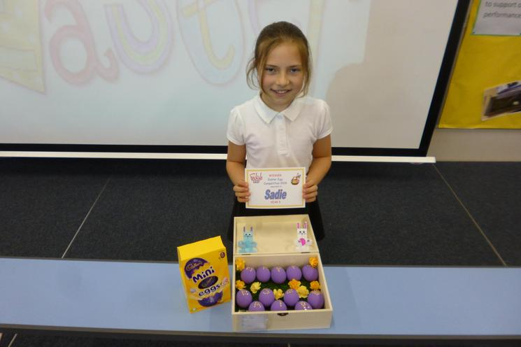 Year 5 Winner: Sadie